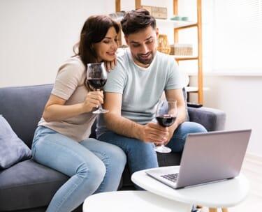 virtual wine tasting online wine tasting event