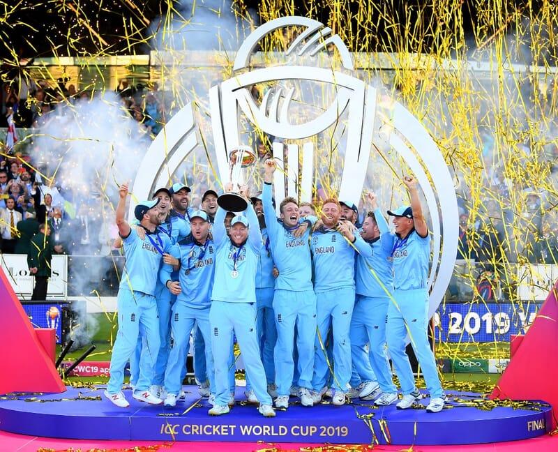 England Cricket World Cup Hospitality