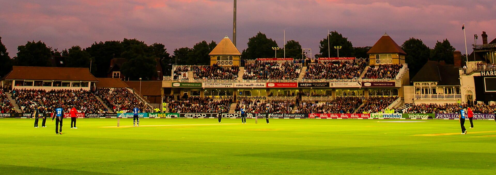 Trent Bridge VIP Cricket Hospitality Package