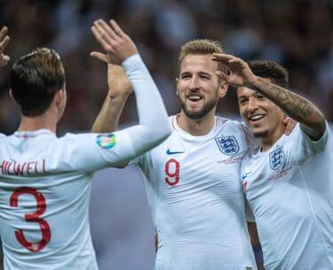 Harry Kane - Euro 2021 Hospitality Big Screen Event