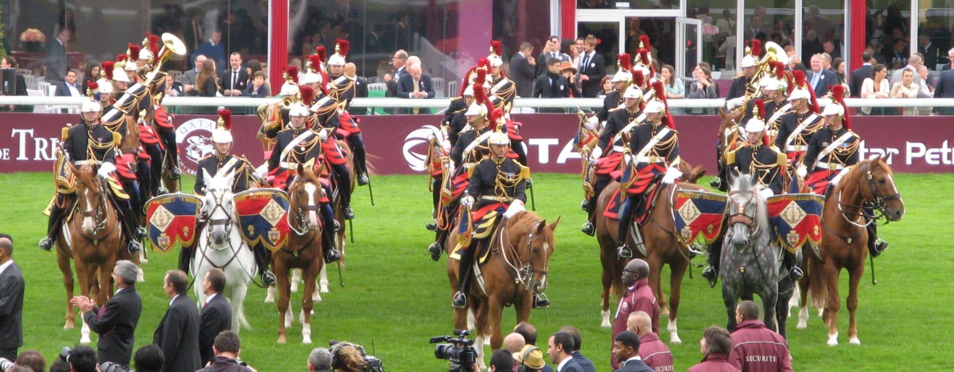 Qatar Prix De l'Arc De Triomphe Longchamp Racecourse hospitality Horse Racing Race Course VIP Corporate Sports VIP Hospitality