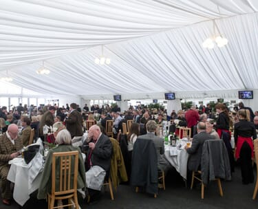 Cheltenham Gold Cup Horse Racing Race Course Corporate Sports Hospitality