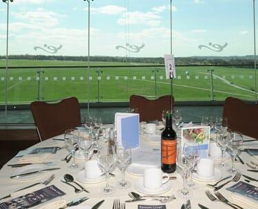 Epsom Horse Racing Race Course Corporate Sports Hospitality
