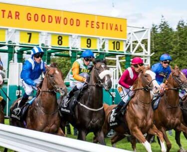 Glorious Goodwood Festival 2021