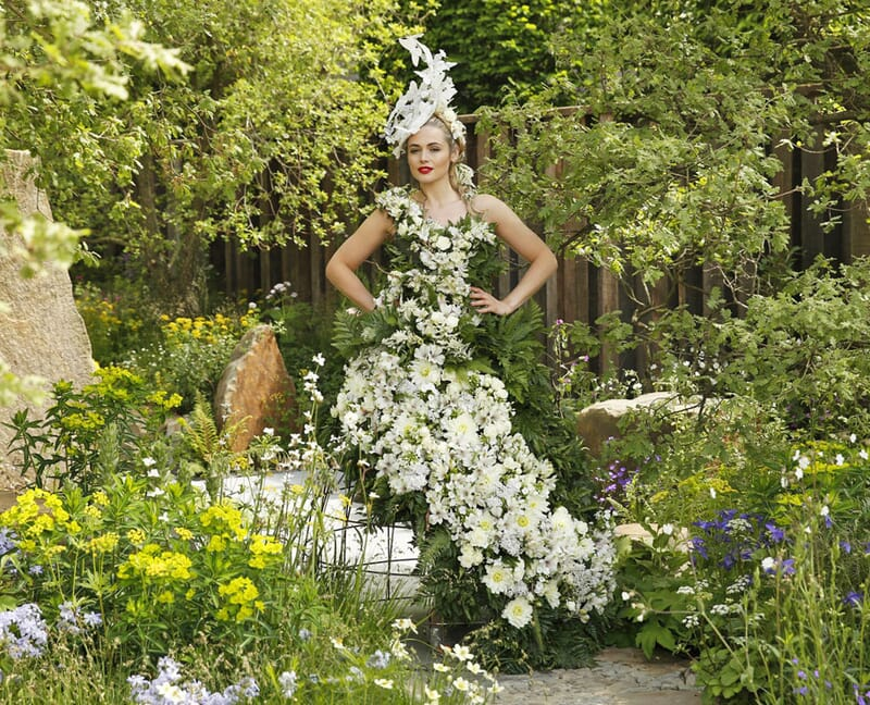 VIP Corporate Hospitality Food dining Staff Incentive Gift Travel Package Chelsea Flower Show Week Festival