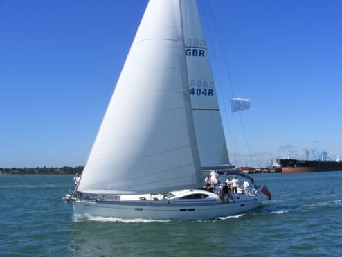 Rowing/Sailing Hospitality