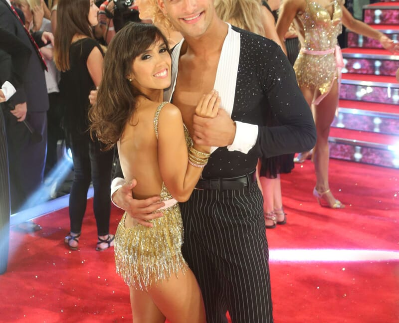 Online event celebrity Virtual event dance lesson strictly come dancing stars