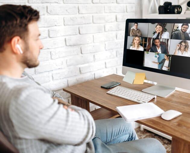 Online event celebrity Virtual event
