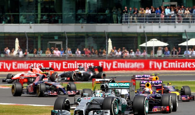 Motorsport Hospitality