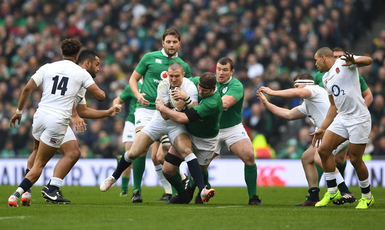 Irish 6 Nations World Cup Rugby VIP corporate sports hospitality