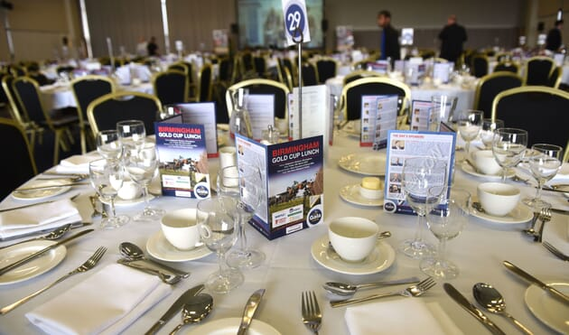 Sporting Dinners & Lunches