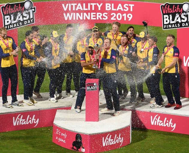 Edgbaston cricket hospitality