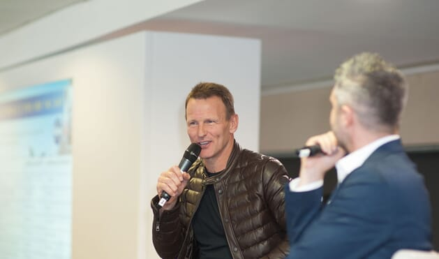 Teddy Sheringham Sporting Dinner