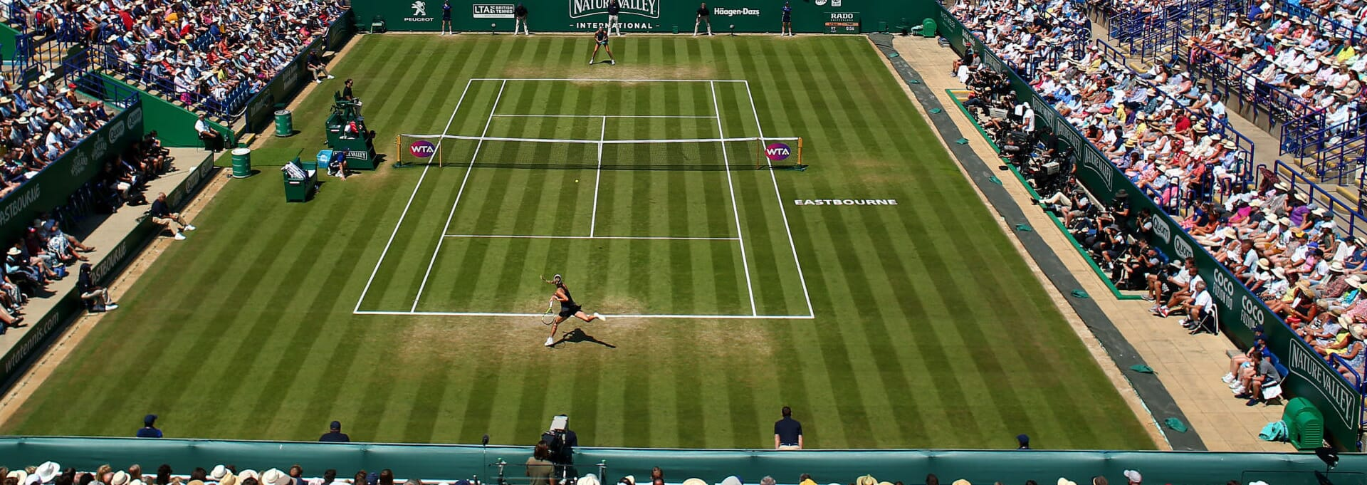 Nature Valley International Tennis VIP Corporate Hospitality Royal Albert Hall Champions Wimbledon ATP Queens Club Fevertree Classic Aegon Boodles