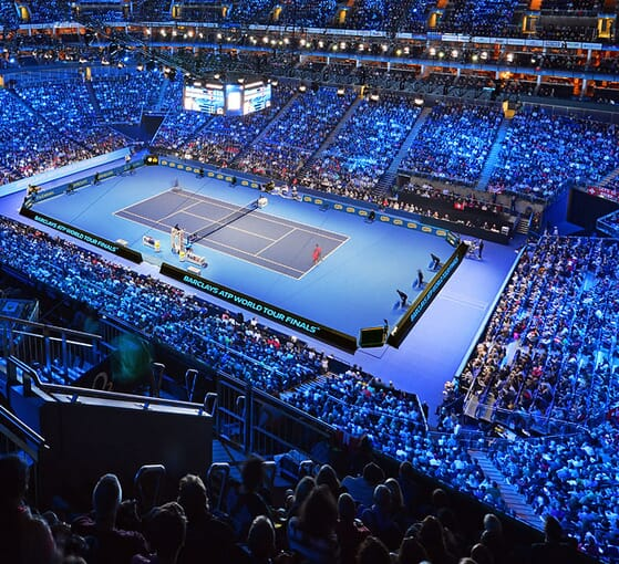 Tennis VIP Corporate Hospitality Royal Albert Hall Champions Wimbledon ATP Queens Club Fevertree Classic Aegon O2