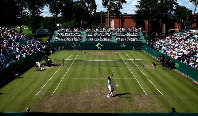 Tennis VIP Corporate Hospitality Royal Albert Hall Champions Wimbledon ATP Queens Club Fevertree Classic Aegon Boodles