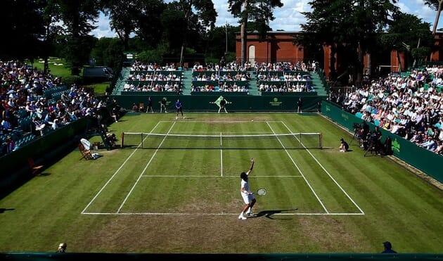Tennis VIP Corporate Hospitality Royal Albert Hall Champions Wimbledon ATP Queens Club Fevertree Classic Aegon Boodles