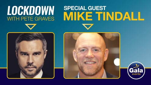 Lockdown with Mike Tindall