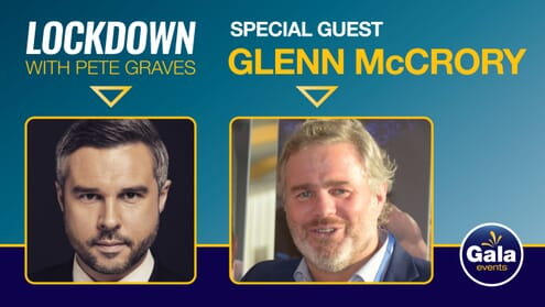 Lockdown with Pete Graves and Glenn McCrory